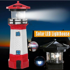 lighthouse, Outdoor, led, Garden