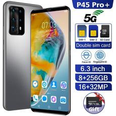 faceunlock, Smartphones, fullscreen, Mobile