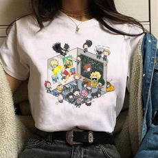 myheroacademia, Shirt, Sleeve, fashiontee