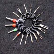 Plug, Pins, removetool, Tool