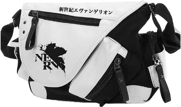 neongenesisevangelion, Cosplay, Shoulder Bags, Backpacks