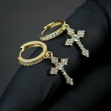 Sterling, Hoop Earring, Gifts, Sterling Silver Earrings