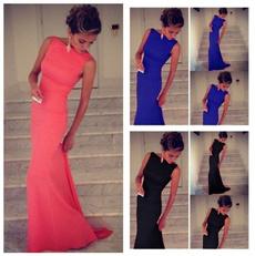 pink, banquetdresse, Fashion, gowns