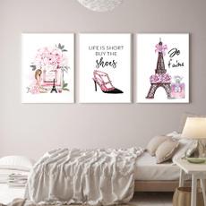 Shoes, canvasart, Fashion, Wall Art