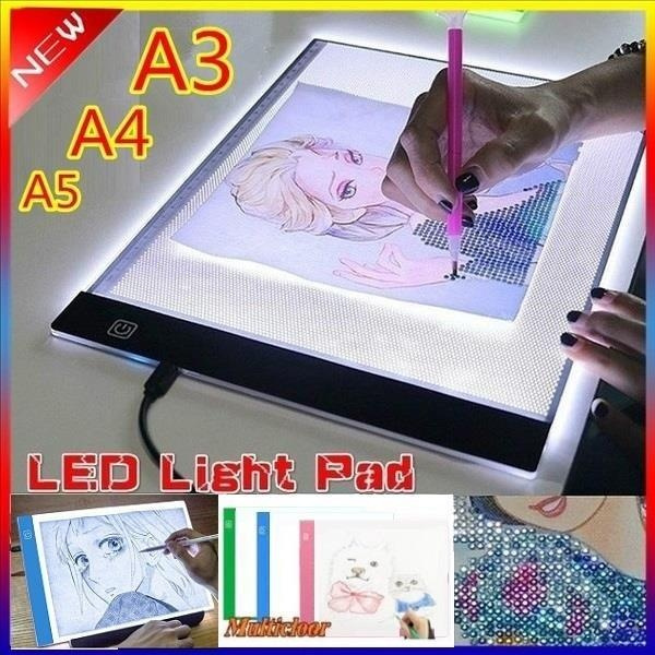 ledwritingboard, Art Supplies, DIAMOND, led