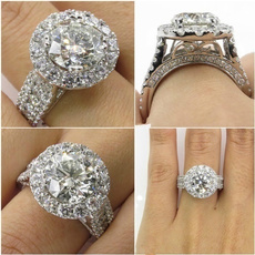 DIAMOND, Jewelry, Diamond Ring, Ornament
