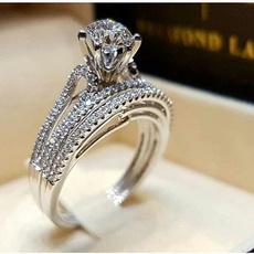 Fashion, Jewelry, Engagement Ring, Couple