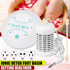 footmassager, ionicdetoxfootspamachine, Beauty, Home & Living