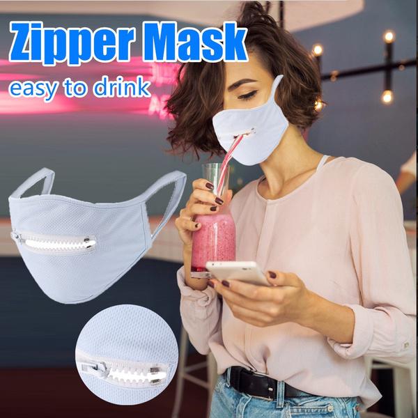 zippermask, antidustfacecover, dustproofmask, outdoorfacemask