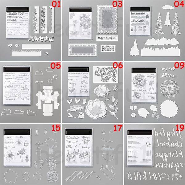 siliconestamp, decoration, Stamps, diycraft