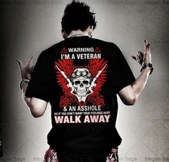 veterantshirt, Summer, imaveteran, Fashion