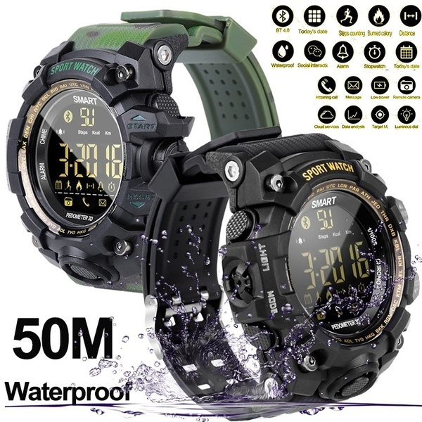 Remote, Waterproof, Photography, Watch