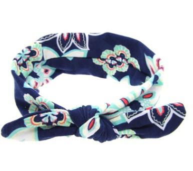 Floral, bowknotheadband, bowknotheadwrap, babyheadwrap