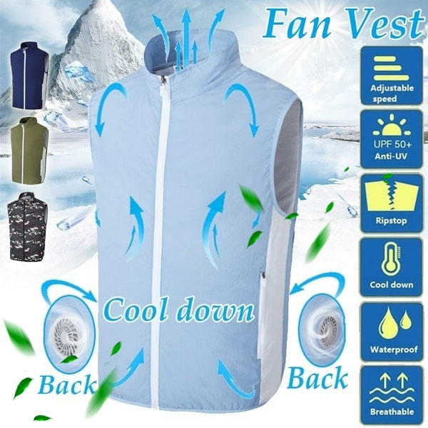 Summer, Vest, Outdoor, Cycling
