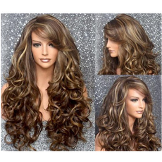 wig, Mode, Long wig, Skönhet