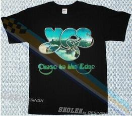 Shirt, 1972, T Shirts, Edge