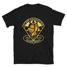 golden, Shirt, Army, knight