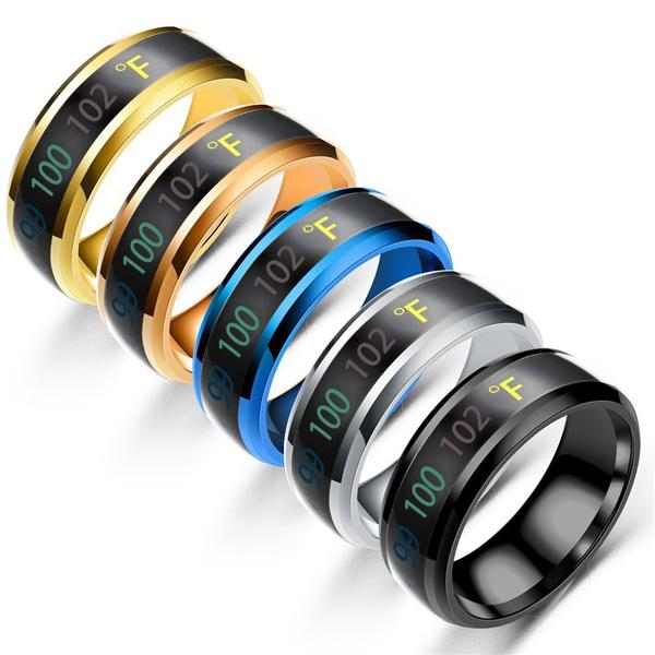Steel, Fashion, wedding ring, titanium