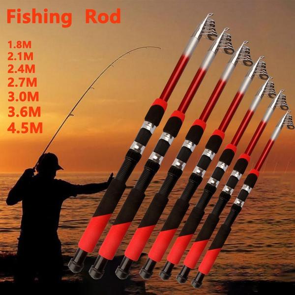 Fiber, trollingrod, glassfiberrob, fishingrod