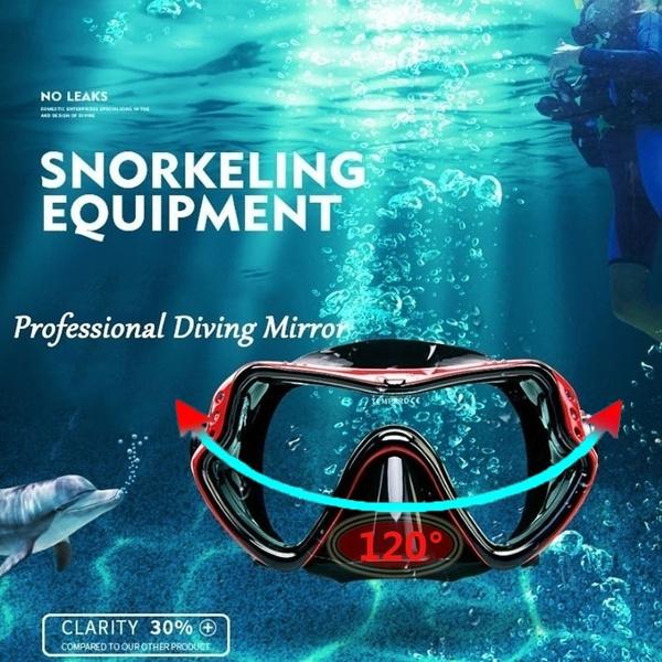 swimmingglasse, divingmask, Fashion, Silicone