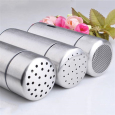 Steel, seasoningbox, smallhole, duster