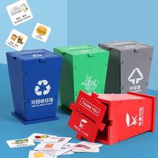 Mini, Toy, card game, garbage