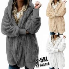 Fashion, Winter, Sleeve, solid