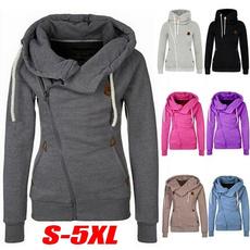 hooded, Winter, sweater coat, Food