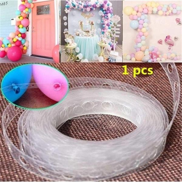 latex, Home Decor, Chain, balloonchain