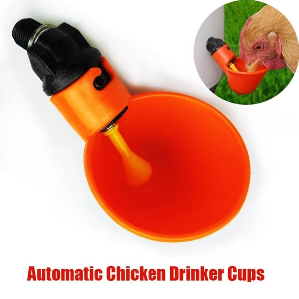poultrywaternipple, chickenfowldrinker, automaticchickendrinkercup, Cup