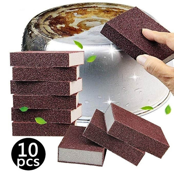 Sponges, rustremoving, homeampoffice, carborundum
