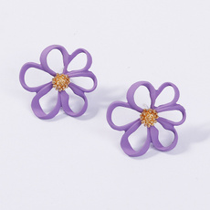 daisyearring, Valentines Gifts, Flowers, Jewelry