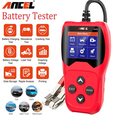 automotivebatterytester, carbatteryanalyzer, Battery, Cars