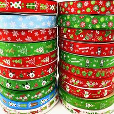 hair, printedribbon, Christmas, Gifts