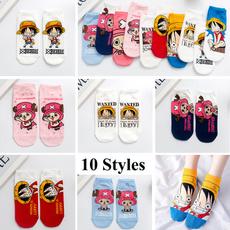 cartoonsock, boatsock, Cotton Socks, cute