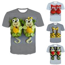 casualshortsleeve, Fashion, Shirt, Personalized T-shirt