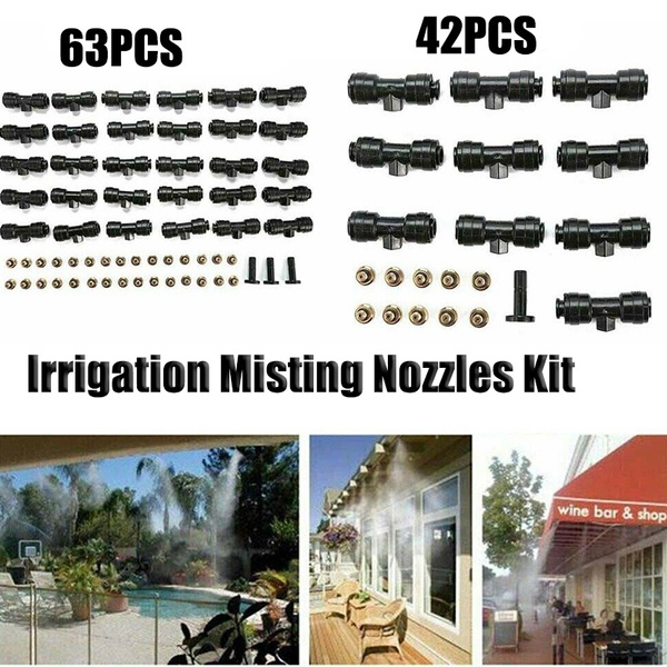 nozzlespray, wateringequipmentkit, coolingsystemkit, irrigationsprinkler