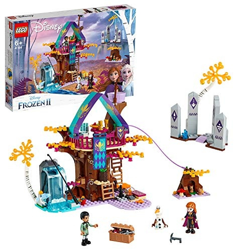 LEGO Disney Princess Ana and the Snow Queen 2 Magical Tree House
