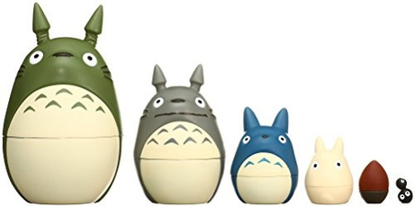 hobby, Totoro, ensky, animemoegood