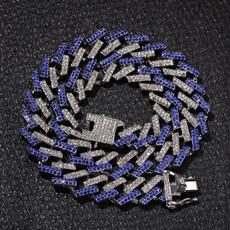necklaces for men, icedoutchain, Jewelry, correntecubana