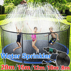 Summer, Outdoor, sprinkler, multiplesprinkler