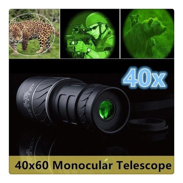monocularnightvision, Outdoor, zoomtelescope, dualfocusmonocular
