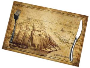 tablemat, tablematssetof6, Nautical, placemat