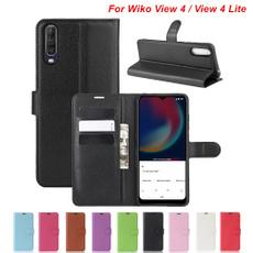 case, wikoview4case, leather, walletwikoview4case