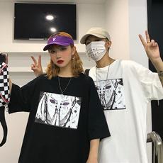 Funny T Shirt, short sleeves, Harajuku, Cool T-Shirts
