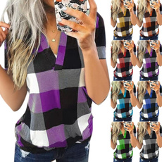 blouse, tops shirts for women, summer t-shirts, Tops & Blouses