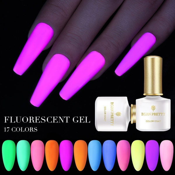 neongel, luminousgel, Colorful, Beauty