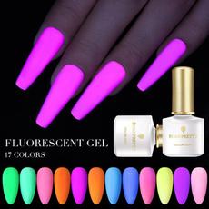 neongel, luminousgel, Colorful, Beauty