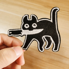 Embroidery, Stickers, Patch, diy