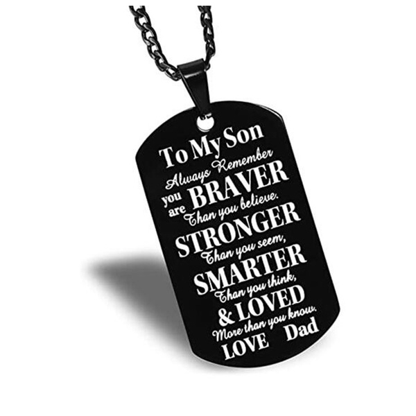 inspirationalnecklace, Believe, Love, Jewelry
